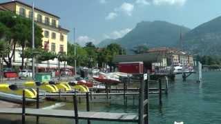 LUGANO centro cosmopolita del Canton Ticino - HD