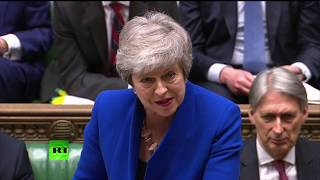 LIVE: Theresa May holds #PMQs before crucial #Brexit summit in Brussels