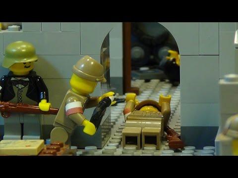 Lego ww2 Warsaw Uprising