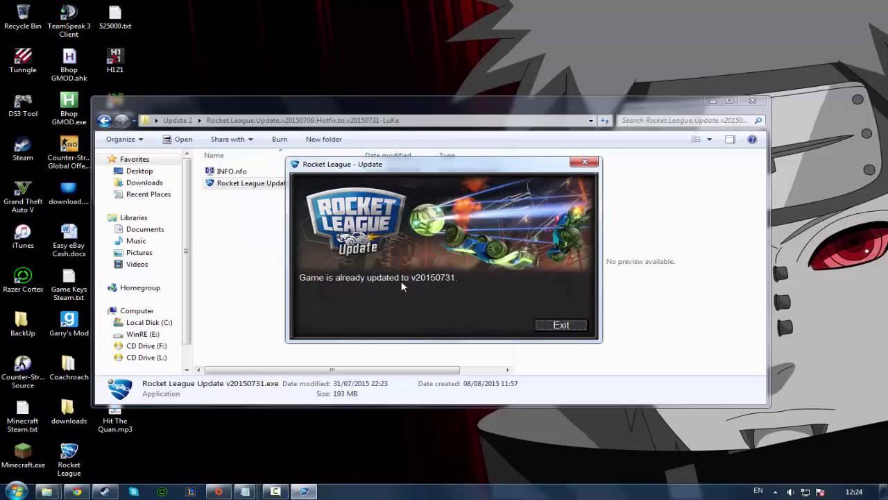rocket league download