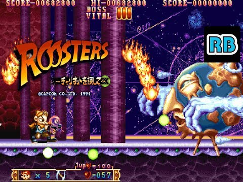 1991 [60fps] Wonder 3 Roosters Nomiss ALL