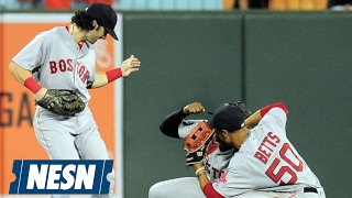 Red Sox Outfield Could Be The Best In Baseball In 2017