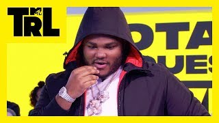 Drake Bell & Tee Grizzley Reveal Their Celebrity Crushes | Sink or Spill | TRL Weekdays at 4pm