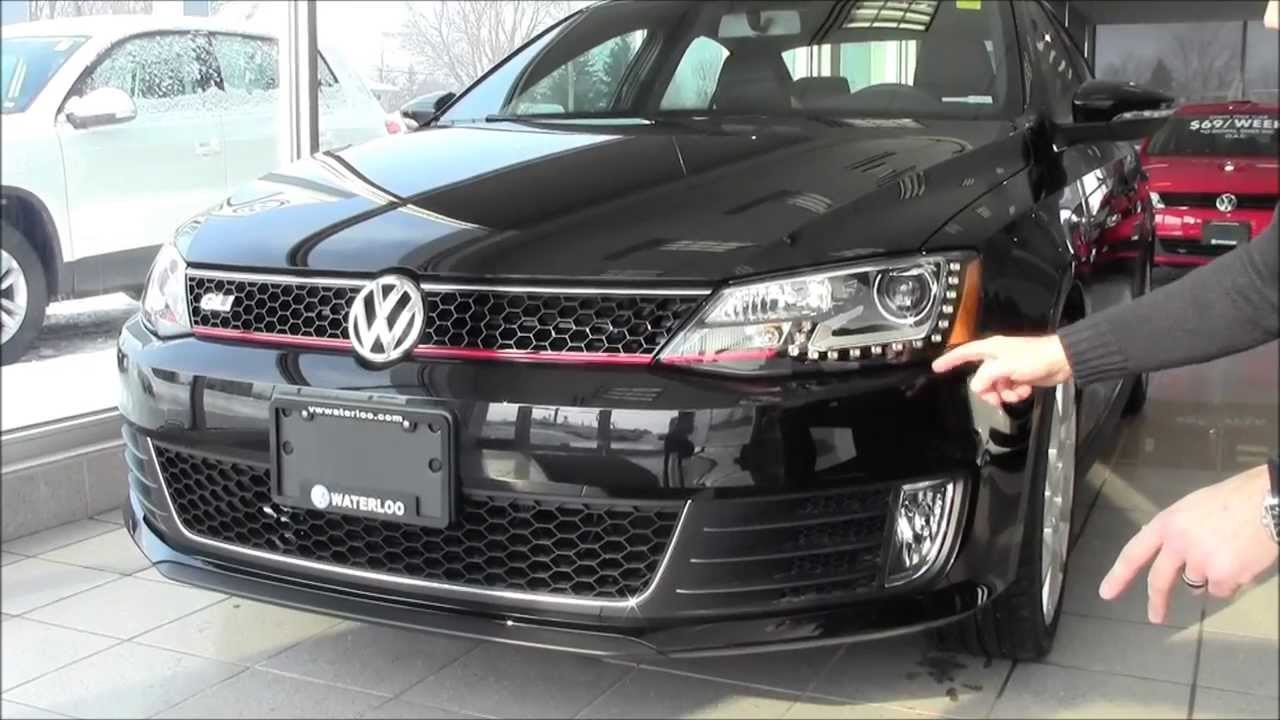 2014 vw jetta gli edition 30 at volkswagen waterloo with robert vagacs youtube. Black Bedroom Furniture Sets. Home Design Ideas