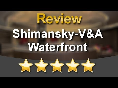 Shimansky-V&A Waterfront V&A Waterftont          Amazing           5 Star Review by Victoria J.