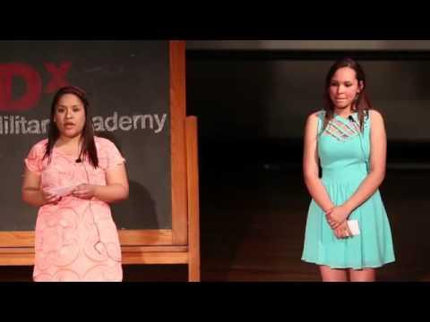 My Family's Addiction. - Kaitlyn Pumphrey & Zaira Ramos - TEDxCarverMilitaryAcademy