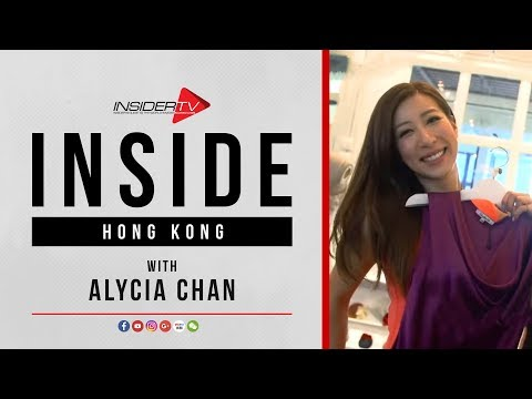 INSIDE Hong Kong with Alycia Chan | Travel Guide | January 2018