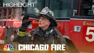 Emergency Evacuation - Chicago Fire (Episode Highlight)