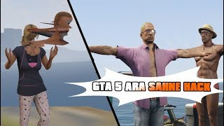 GTA 5 ARA SAHNE HACK (CUTSCENE HACK)