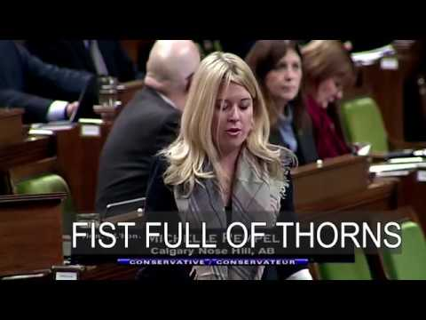 Michelle thanks Alberta women & has a message for the government