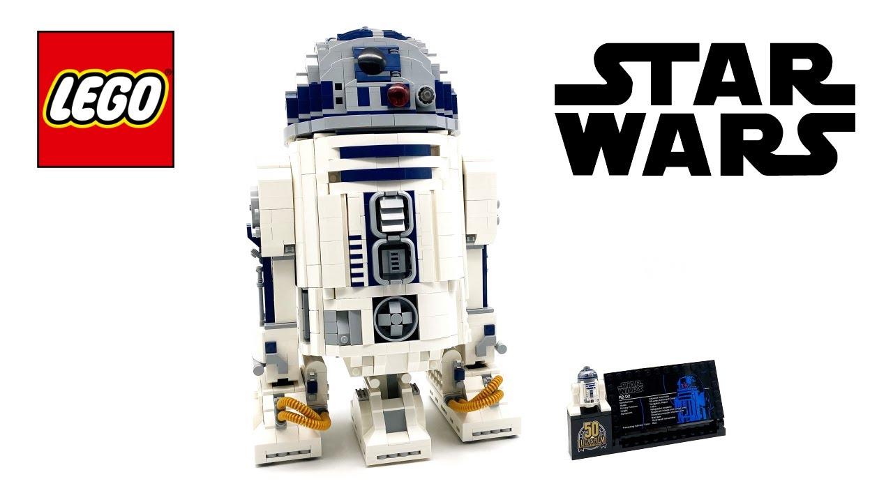 LEGO Star Wars R2-D2™ (75308) - Speed build