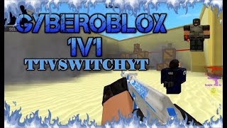 Roblox Counter Blox 1v1 TTVSWITCHYT Pt 1