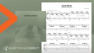 Cold Wind Sheet Music - Ludovico Einaudi - Piano Solo Seven Days Walking Day 3