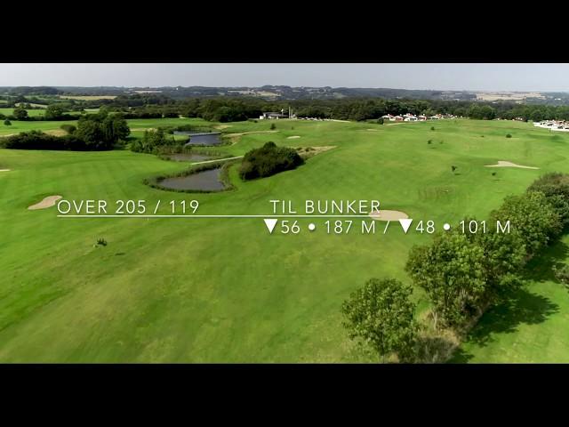 Hul 9 • Aabenraa Golfklub