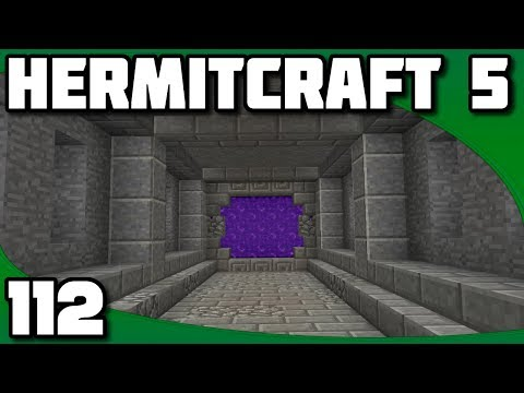 Hermitcraft 5 - Ep. 112: The Nether Tunnel