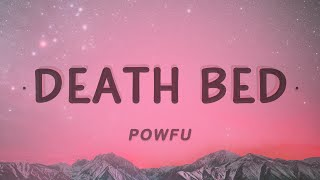 Powfu, Beabadoobee - death bed (Lyrics)