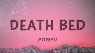 Download Powfu, Beabadoobee - death bed (Lyrics)