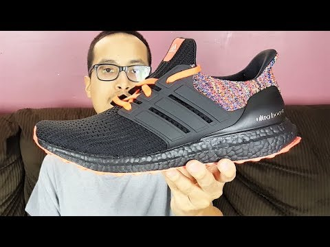 new style 55101 0a969 Mi Adidas Ultra Boost 4.0 Multicolor Review!
