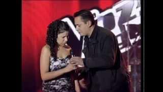 Pamela Duarte - La Voz Argentina  HD (Audición completa)