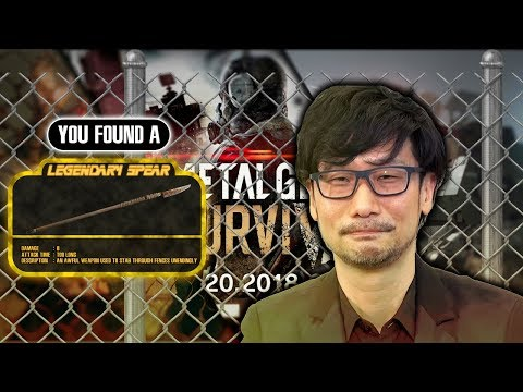 How To Ruin A Franchise: Metal Gear Survive