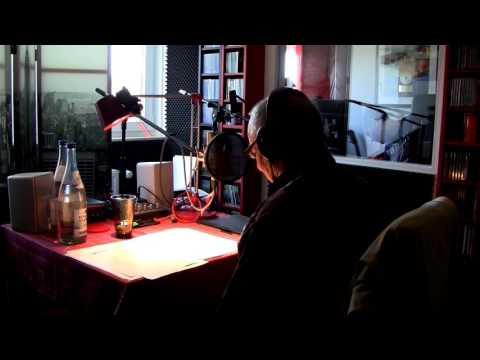 "Bert Stevens bei den Aufnahmen zu ""Das McCready Erbe"""