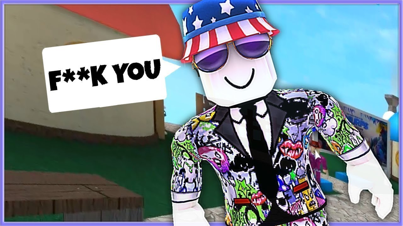 How To Curse Cuss In Any Roblox Game Working Say Bad Words