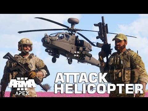 """» ATTACK HELICOPTER! « - Antiterroreinsatz der """"MD7 Special Forces"""", Arma3 Mission"""