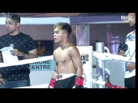 NT LALBIAKKIMA-Professional Huang vawi 1 Fight na (20-Dec-2020)