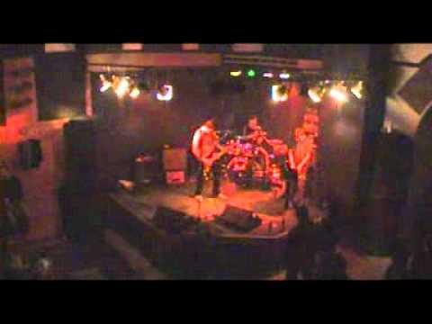 Pressant - Brand New War (Live @ Klub Kulture Kž 19.02.2011.)