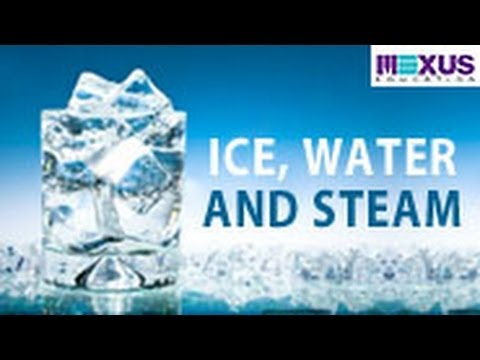 Ice, Water and Steam - YouTube