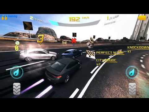 First Try Victory!!!=Asphalt 8:Airborne - Gameplay - Part 3-Iceland race - Season 1 - Welcome
