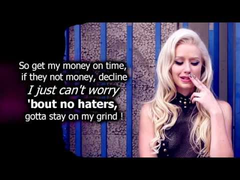Iggy Azalea   Fancy Lyrics Video