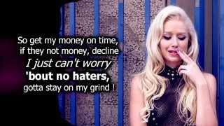 Iggy Azalea   Fancy Lyrics Video