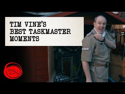 Tim Vine's Best Taskmaster Moments