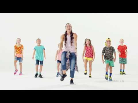 The Robot Dance | Free Dance Class | 6 - 7 years
