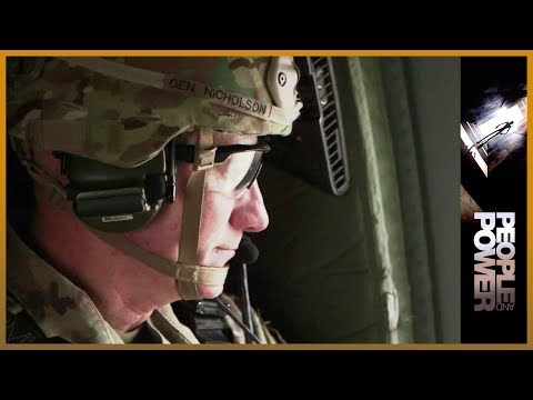 🇺🇸 🇦🇫 Trump's Top General in Afghanistan | People and Power
