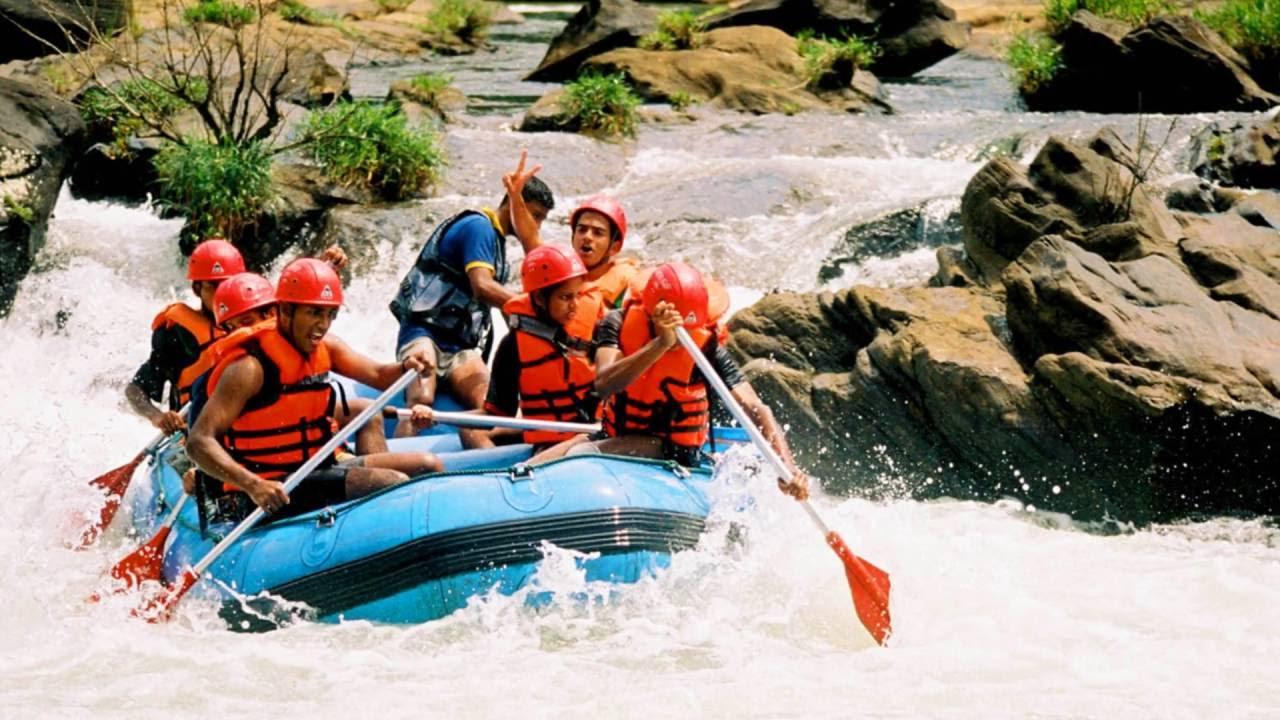 Kitulgala White Water Rafting Srilanka