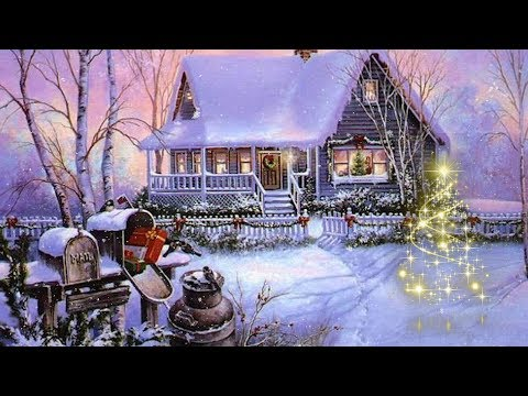 Christmas instrumental music, Christmas peaceful music