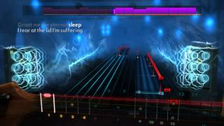 Let's Play Rocksmith 2014 (CDLC) - Bathory - Call From The Grave (Bass)