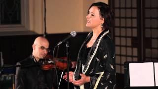 Ya Habibi Ta'la Ilha'ni with Karima Skalli at Al-Bustan Arab Music Concert Series