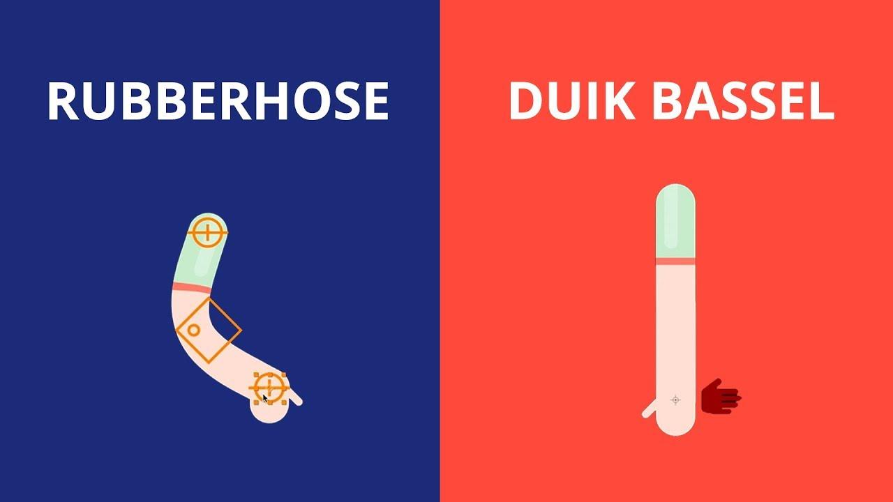 Compare and Contrast: DUIK vs RubberHose