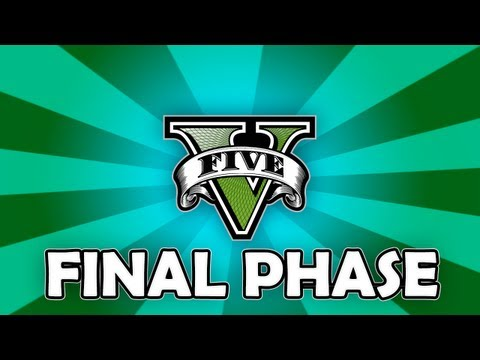 GTA V - ''Final Phase of Development'' - Rockstar. NEWS!