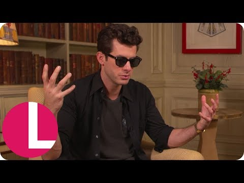Mark Ronson Says He Stalked Miley Cyrus for Four Years (Extended Interview) | Lorraine