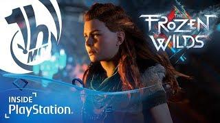 Horizon Zero Dawn: The Frozen Wilds – Ein neues Abenteuer wartet! | PS4 DLC Gameplay | 1 Stunde mit