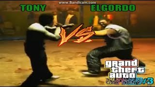 GTA IV: The Ballad Of Gay Tony#3 Tony VS. EL Gordo