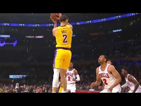 RESUMEN COMPLETO   Los Angeles Lakers vs Chicago Bulls   Temporada NBA   16-1-2019