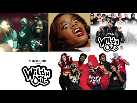 "AZEALIA Banks LIES about ""DRAMA"" on Nick Cannon's show Wild'N Out!"