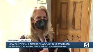 Taxpayer money steered to shadowy New Mexico company