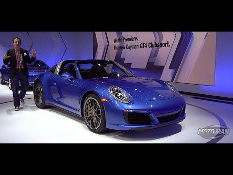 2017 porsche 911 targa 4 porsche 911 targa 4s. Black Bedroom Furniture Sets. Home Design Ideas