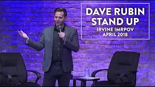 Dave Rubin Stand Up Comedy Comeback | April 8 2018